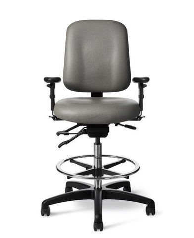 office furniture small office 2275 17. Office Master IU73 24-7 Intensive Use Drafting Stool Furniture Small 2275 17 D