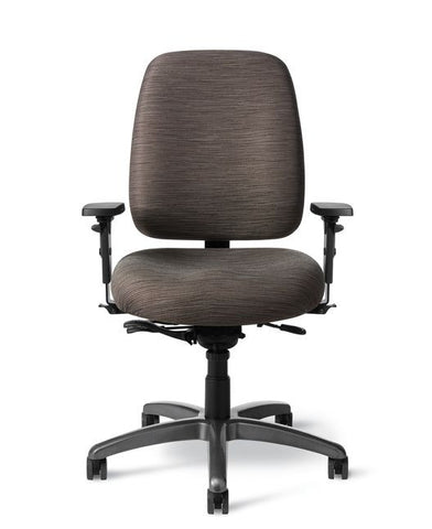 Office Master IU76HD 24-7 Intensive Use Heavy-Duty Large Task Chair