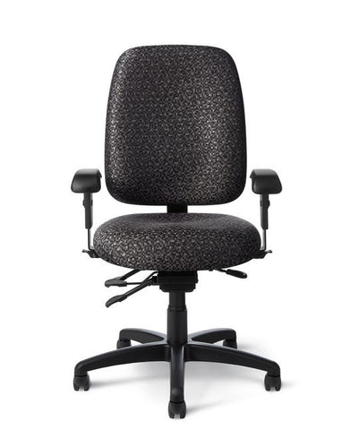 Office Master IU76 24-7 Intensive Use Large-Tall Ergonomic Task Chair