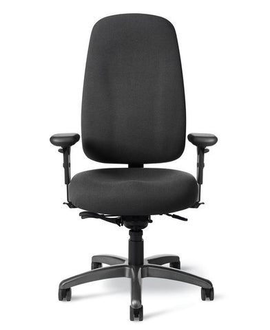 Office Master IU79HD 24-7 Intensive Use Heavy-Duty High-Back Chair