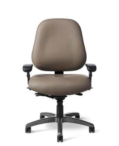 Office Master MX84IU Maxwell Large-Tall 24-7 Intensive Use Task Chair