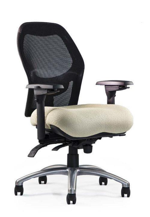 Neutral Posture Nps1600 Chair Mesh Back Med Seat Mod