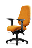 Neutral Posture NPS6500 Chair High/Wide Back, Med. Seat, Min. Contour