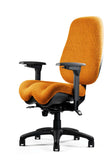 Neutral Posture NPS6700 Chair High/Wide Back, Med. Seat, Deep Contour