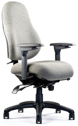 Neutral Posture NPS8500 Chair, High Back, Medium Seat, Min. Contour