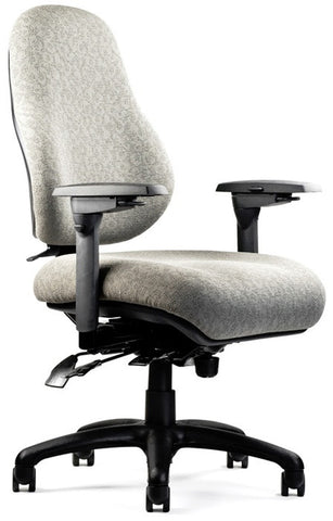 Neutral Posture NPS8800 Chair, High Back, Large Seat, Min. Contour