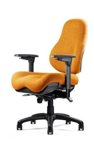 Neutral Posture NPS8900 Chair, High Back, Large Seat, Deep Contour