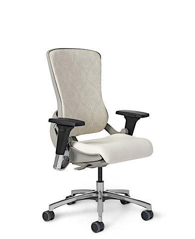 Office Master Om5 Series Executive Hybrid Chair Ergo Experts