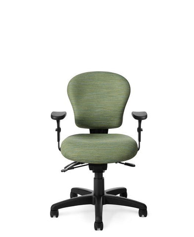 Office Master PA53 Patriot Small Petite Ergonomic Task Chair