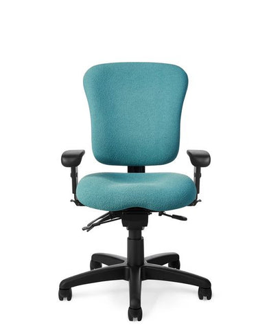 Office Master PA55 Patriot Mid-Back Medium Ergonomic Task Chair
