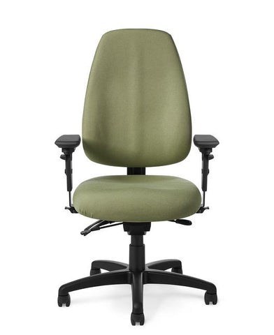 Office Master PA59 Patriot High Back Ergonomic Task Chair
