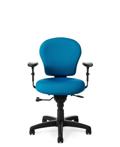 Office Master PA63 Patriot Small Full-Function Ergonomic Task Chair