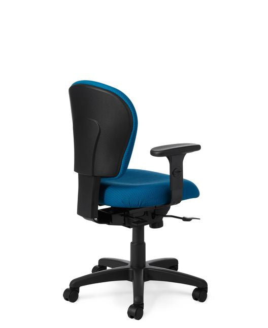 Office Master PA63 Patriot Small Full-Function Ergonomic