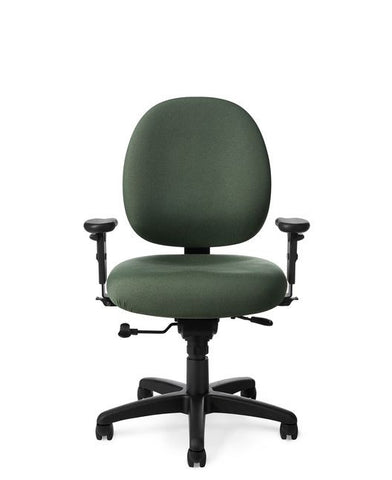 Office Master PA67 Patriot Medium Full-Function Ergonomic Task Chair