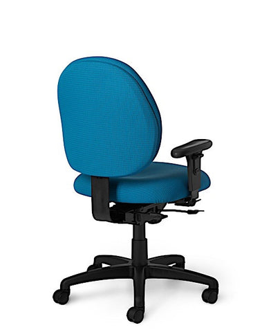Office Master PA68 Patriot Mid-Back Full-Function Ergonomic Task Chair