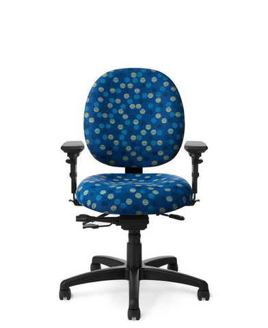 Office Master PC57D Multi-Function Medium Ergonomic Task Chair
