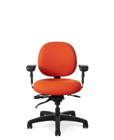 Office Master PT62 Paramount Low Back Ergonomic Task Chair