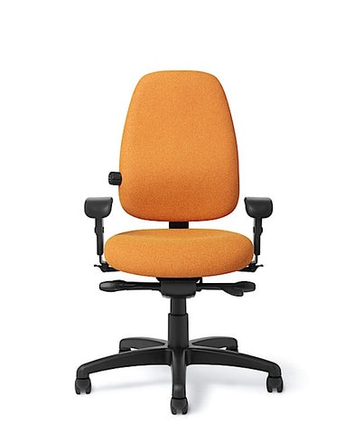 Office Master PT69-RV Paramount Mid-Back Ergonomic Task Chair