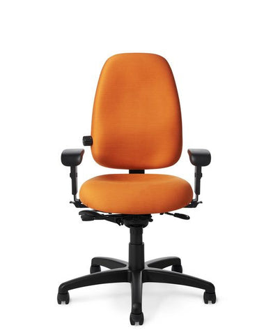 Office Master PT69 Paramount Mid-Back Ergonomic Task Chair
