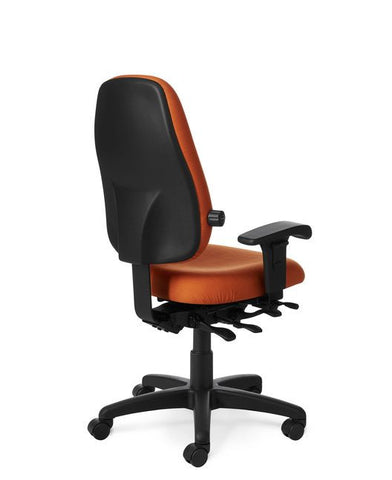 Prime Office Master Pt69 Paramount Mid Back Ergonomic Task Chair Caraccident5 Cool Chair Designs And Ideas Caraccident5Info