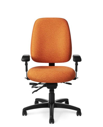 Office Master PT76N Paramount Mid-Back Ergonomic Task Chair