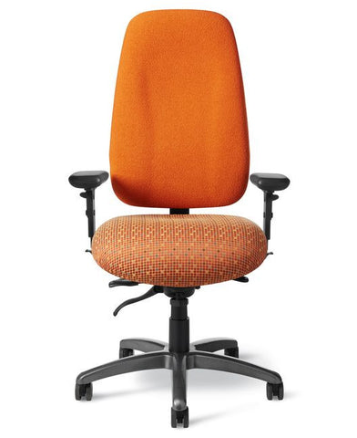 Office Master PTYM-XT Paramount High-Back X-Tall Adj. Lumbar Chair