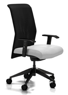 VIA Seating Proform Mesh Back Task Chair