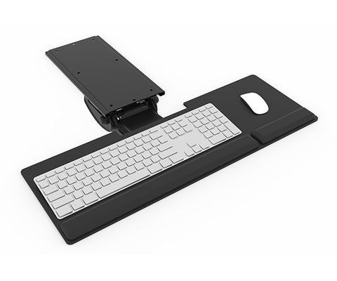 office std drawer fellowes black suites product under manager desk underdesk keyboard