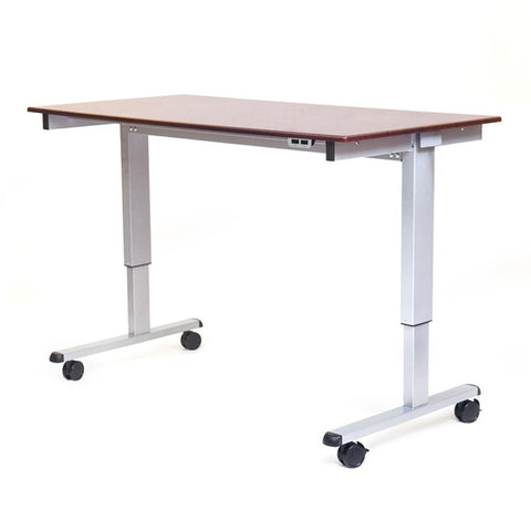 Luxor STANDE Mobile Electric Sit-Stand Desk