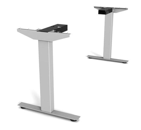 Symmetry Voyager No Crossbar Independent Leg Electric Desk Fast Ship
