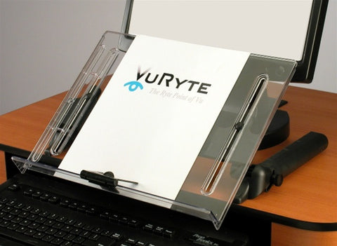VuRyte Vision Vu 14DC Easel In-Line Document Holder