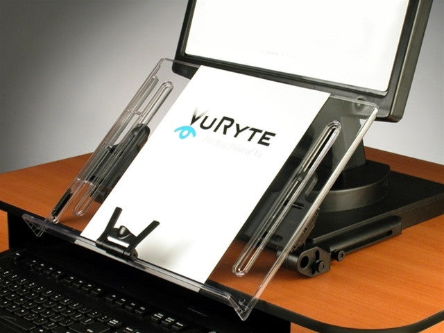 Vuryte 14kb Easel In Line Document Holder Ergo Experts