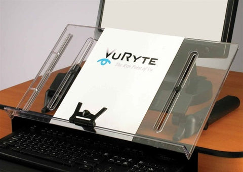 VuRyte Vision Vu 18DC Easel In-Line Document Holder