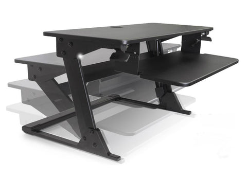 Volante Desktop Sit-Stand Workstation