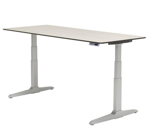 Workrite Sierra Rectangular Electric Height Adjustable Desk