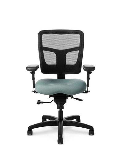 Office Master Yes YS74 Multi-Function Mid Mesh Back Ergo Task Chair