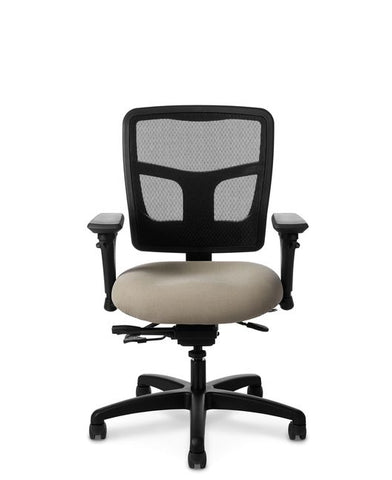 Office Master Yes YS84 Multi-Function Mid Mesh Back Ergo Task Chair