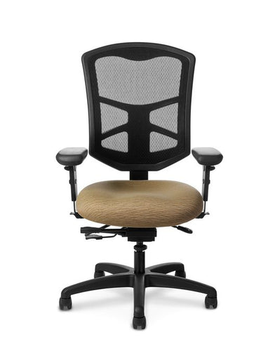 Office Master Yes YS88 Multi-Function High-Back Mesh Ergo Task Chair