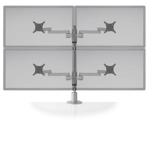 Innovative STX-22W Staxx 2 over 2 Wide Monitor Mount