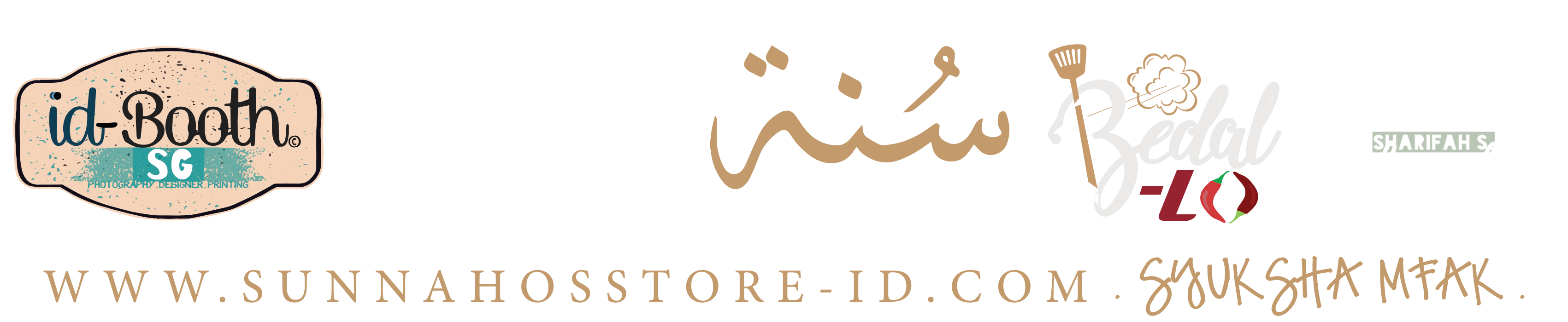 SunnahOSStore | id-Booth SG©