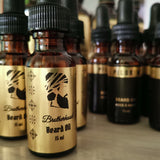15ml Beard Oils