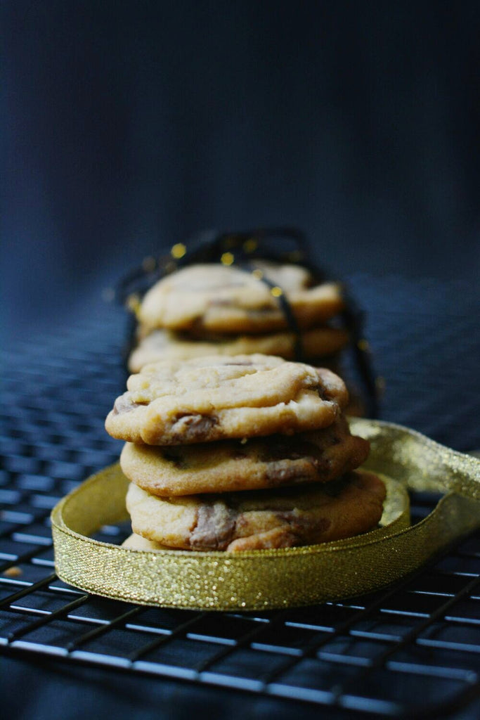 Chocolate Chip Homemade Cookies