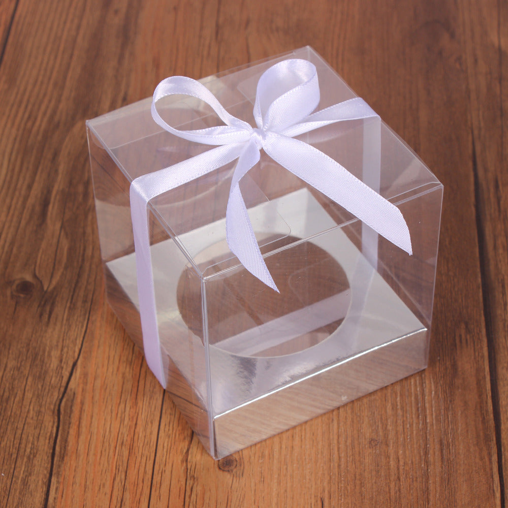 Cupcake Clear Boxes