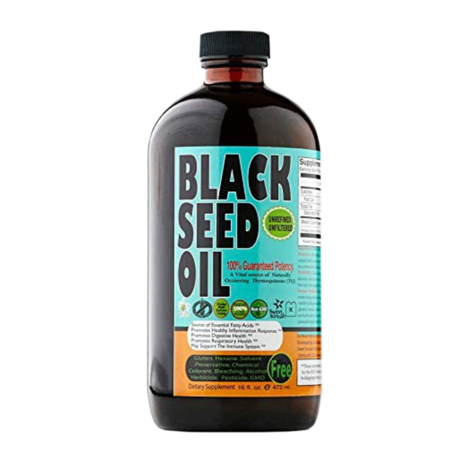 16oz. Black Seed Oil