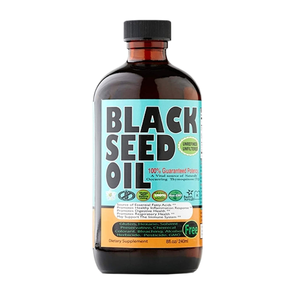 8oz. Black Seed Oil