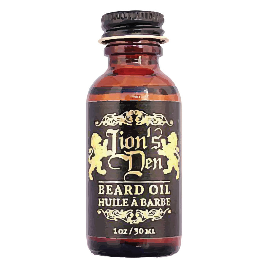 Lion's Den Beard Oil