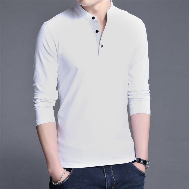 White Collar T-Shirt
