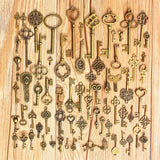 [PO] [WW] 70pcs Vintage Keys