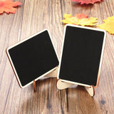 [PO] [WW] 12pcs Mini Wooden Chalkboard 0.1