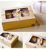 [PO] [WW] 20pcs Six Inserts Cupcake Boxes